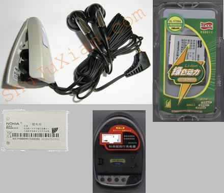 售诺基亚电板充电器8310耳机