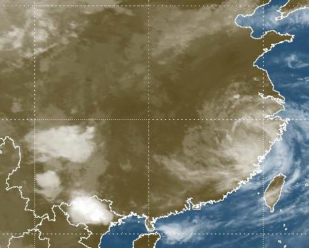 0 30发布的气象卫星云图图片