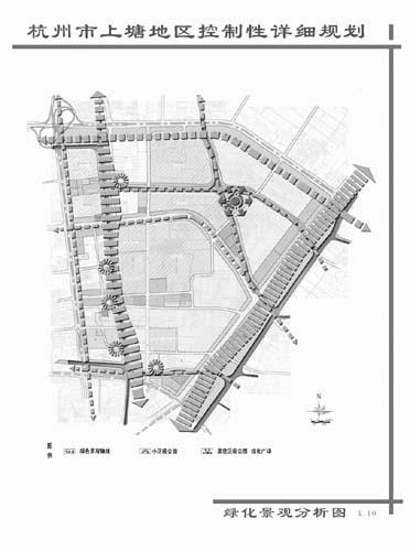 一个居住小区指:在规划范围内,红建河以西形成以多层,小高层,高层住宅