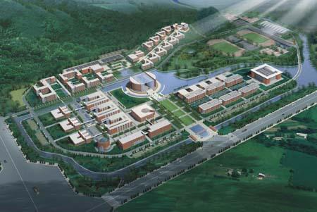 台州学院坐落在国家级历史文化名城临海市市区,与国家级风景名胜江南