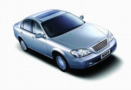 图为东方之子-四款中级轿车对比 组图