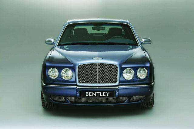 05年宾利雅致R型中国发布 售价388万元