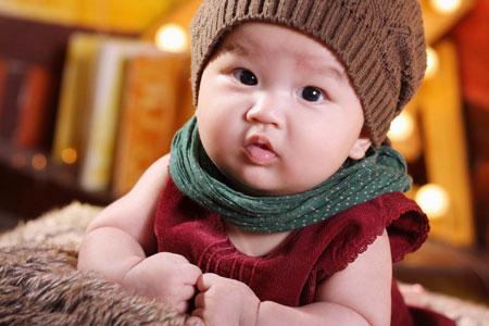 可爱中国宝宝壁纸