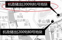 杭政储出[2009]81号地块详情