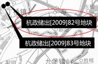 杭政储出[2009]82号地块详情