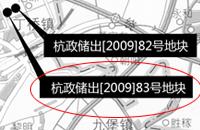 杭政储出[2009]83号地块详情