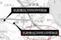 杭政储出[2009]100号地块详情